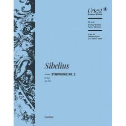 Sibelius: Symphonie Nr. 2 D-dur op. 43