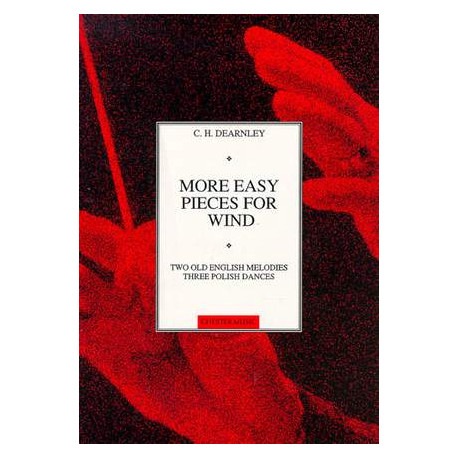Christopher Dearnley: More Easy Pieces for Wind