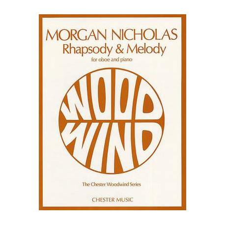 Morgan Nicholas: Rhapsody and Melody