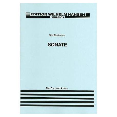 Otto Mortensen: Sonata For Oboe and Piano