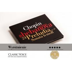 Tatiana Shebanova Chopin. Preludia op. 28 i Sonata b-moll op. 35
