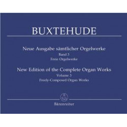 Buxtehude, D: Organ Works 3