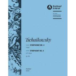 Tchaikovsky: Symphonie Nr. 4 f-moll op. 36