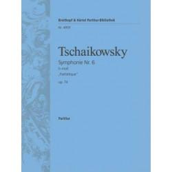 Tchaikovsky: Symphonie Nr. 6 h-moll op. 74
