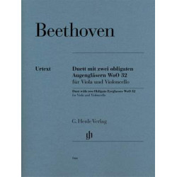 Beethoven: Duet With Two Obligato Eyeglasses