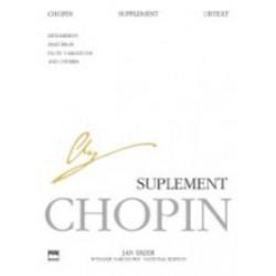 Fryderyk Chopin  Suplement, WN