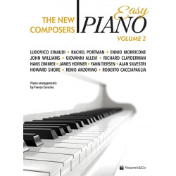 The New Composers 2 Easy Piano
