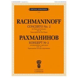 Sergei Rachmaninov: Concerto No 2, Op. 18 for Piano and Orchestra