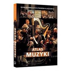 Atlas muzyki. 100 najsłynniejszych utworów klasycznych.