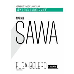 Fuga - Bolero For 2 pianos Marian Sawa