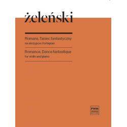 Romans, taniec fantastyczny na skrzypce i fortepian Władysław Żeleński