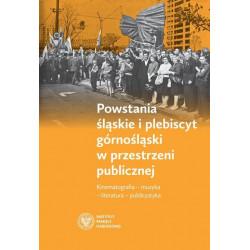 Powstania śląskie i plebiscyt órnośląski w przestrzeni publicznej