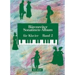 Baerenreiter Sonatina Album, Vol.2