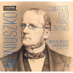 Stanisław Moniuszko - Complete solo piano works
