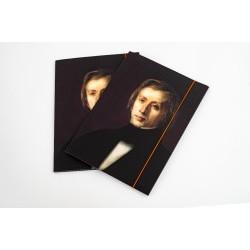 Teczka A4 z portretem Fryderyka Chopina