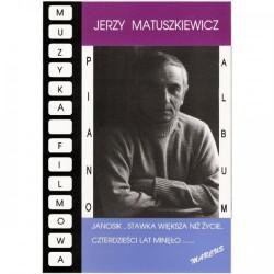 Muzyka filmowa  na fortepian, keyboard Jerzy Matuszkiewicz