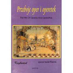 Przeboje oper i operetek na keyboard