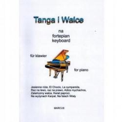Tanga i walce na fortepian, keyboard