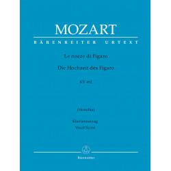 Mozart, Wolfgang Amadeus The Marriage of Figaro K. 492