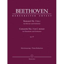 Beethoven, Ludwig van: Concerto for Pianoforte and Orchestra no. 3 C minor op. 37