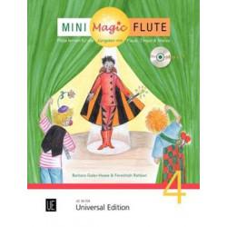 B. Gisler-Haase Mini Magic Flute  4