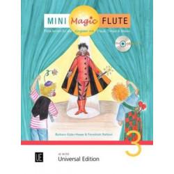 B. Gisler-Haase Mini Magic Flute  3