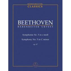 Beethoven, L van: Symphony No.5 in C minor, Op.67 (Urtext) (ed. Del Mar