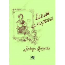Sarnecka Jadwiga, Ballady