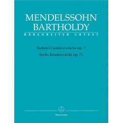 Mendelssohn, F: Piano Works