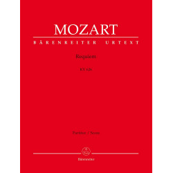 Mozart, Wolfgang Amadeus: Requiem K. 626