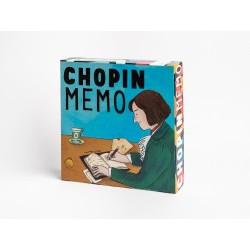 """Gra Memo """"Chopin"""""""