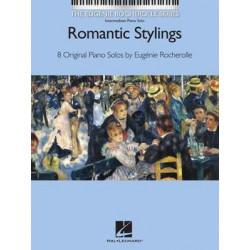 Eugénie Rocherolle: Romantic Stylings