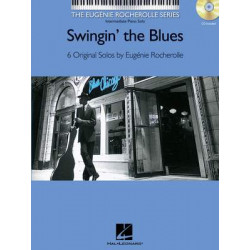 Eugénie Rocherolle: Swingin' The Blues
