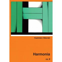 Harmonia część 2 Kazimierz Sikorski