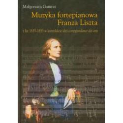 Muzyka fortepianowa Franza Liszta Małgorzata Gamrat