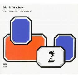 Czytanie nut głosem cz 2 Maria Wacholc