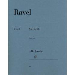 Ravel, M: Piano Trio
