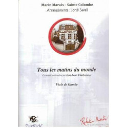 Marin Marais: Tous les Matins du Monde