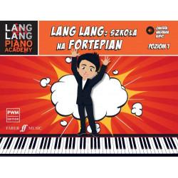 Lang Lang  Szkoła na fortepian poziom 1 ( + pliki audio online)