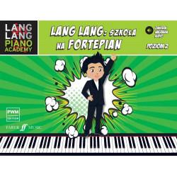 Lang Lang  Szkoła na fortepian poziom 2 ( + pliki audio online)