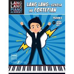 Lang Lang  Szkoła na fortepian poziom 3 ( + pliki audio online)