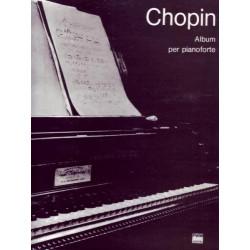 Chopin Album per pianoforte, na fortepian