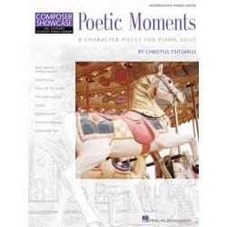 Christos Tsitsaros: Poetic Moments