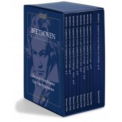 Beethoven, L van: Symphonies 1 - 9, complete