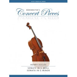 Eccles, Henry: Sonata in G minor