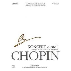 Fryderyk Chopin  I Koncert e-moll op. 11 na fortepian i orkiestrę, WN