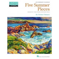 Christos Tsitsaros: Five Summer Pieces
