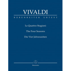 Vivaldi, A: Four Seasons
