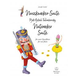 Seubel, Jennifer: NEW ISSUE Nutcracker Suite - Two flutes