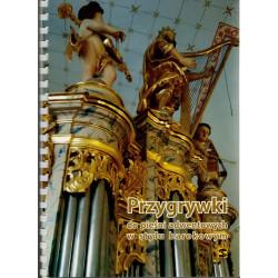 Przygrywki do pieśni adwentowych w stylu barokowym  na organy